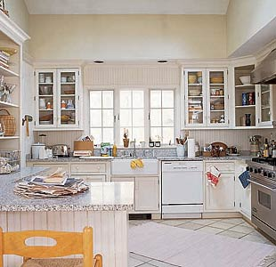 Kitchen Makeovers on Simple Kitchen Makeover By Rearranging   Simple Cherishes