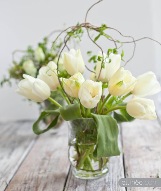 Easy Lovely Flower Arrangement Simple Cherishes