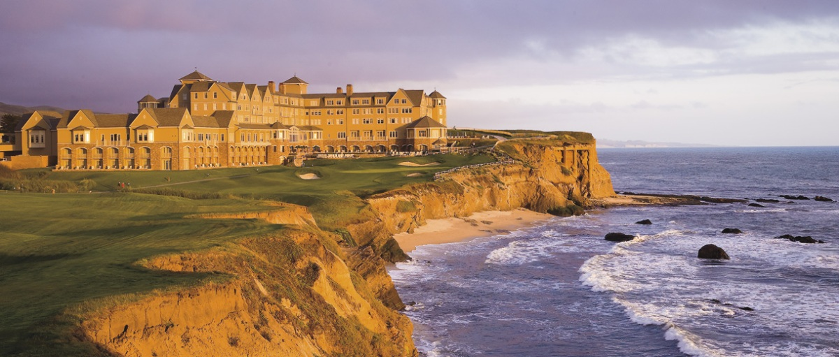 One of the most featured pictures and hotel in Half Moon Bay