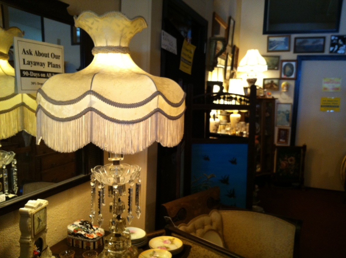 More antiques