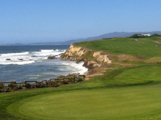 Ritz golf 1