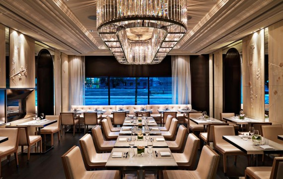 Hawksworth Restaurant - voted the best in Vancouver and one of the best restaurants in Canada