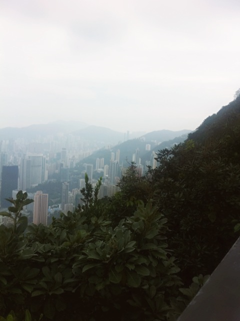 The East Side of Hong Kong