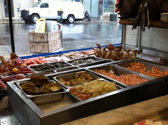 Best Seafood Restaurant San Francisco
