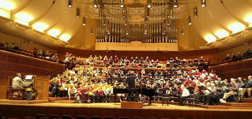 Sf Symphony community singers