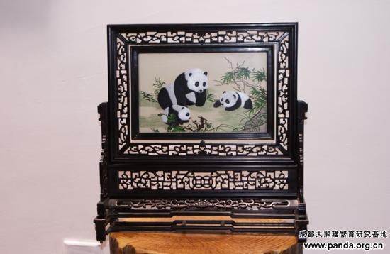 Panda art 3