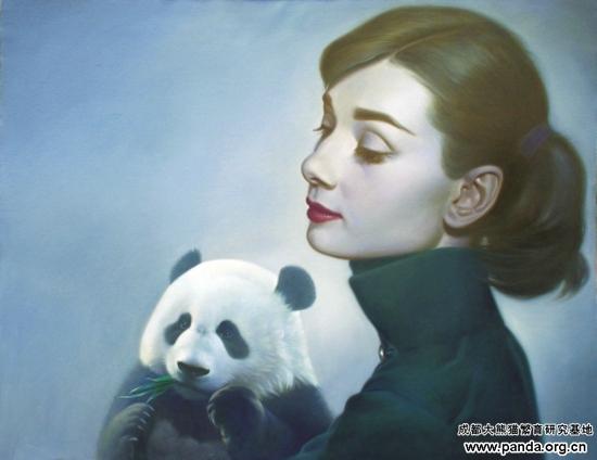 Panda art 4