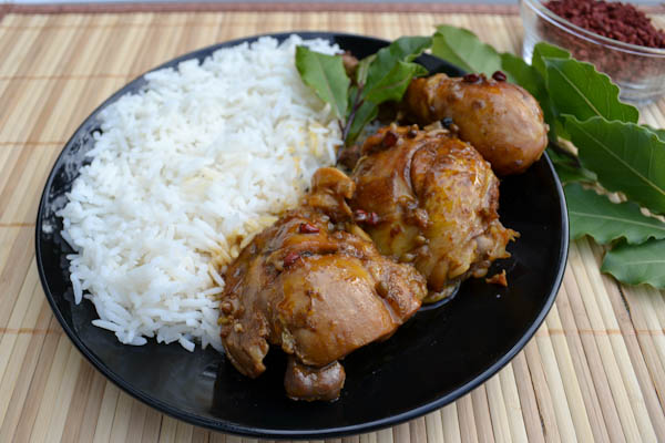 adobo - chicken