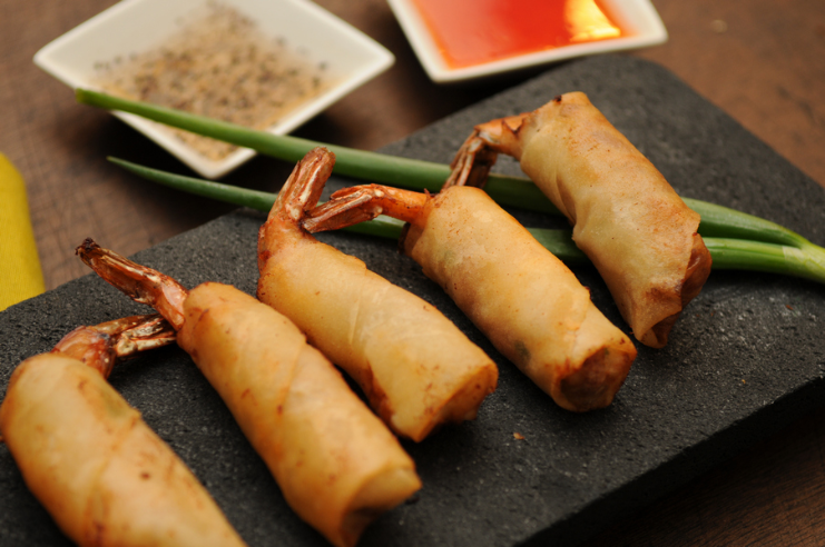 Lumpia - shrimp