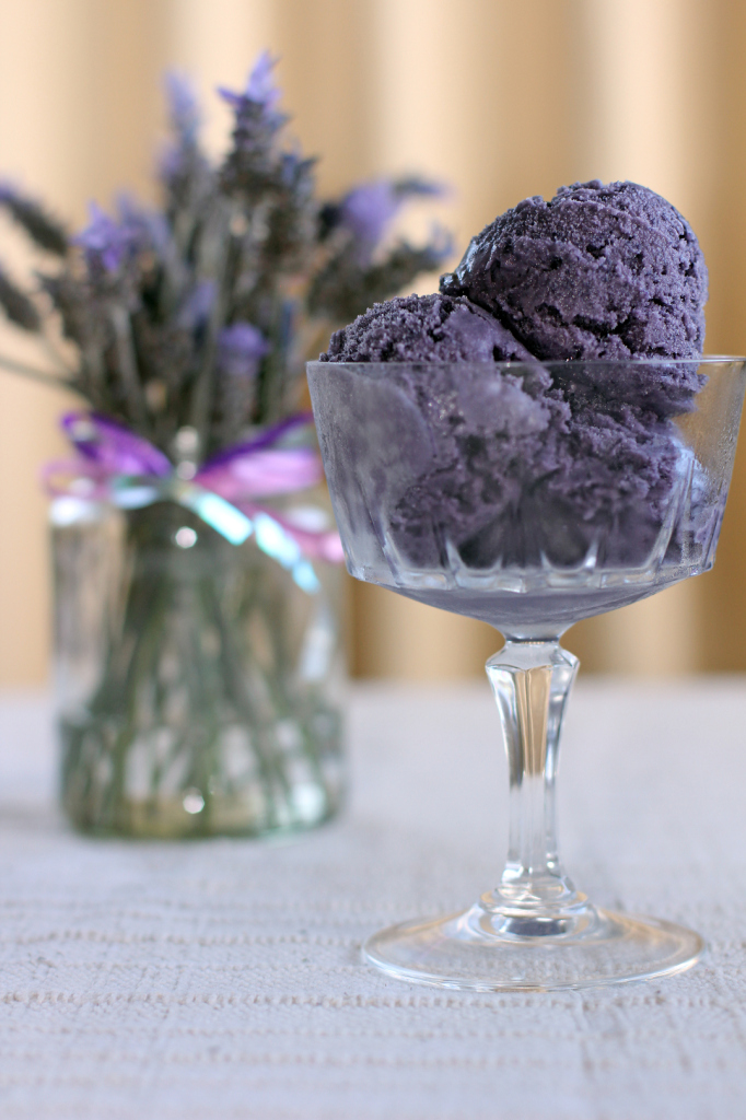 Ube icecream