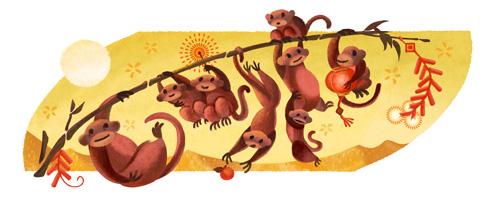 Year of the Monkey_Google